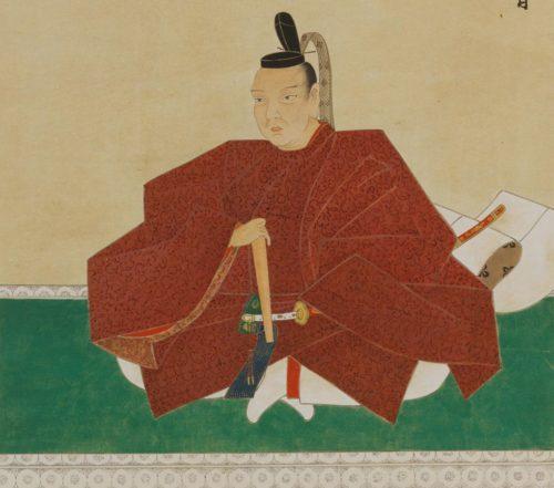 津軽信枚の肖像画