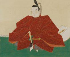津軽信義の肖像画