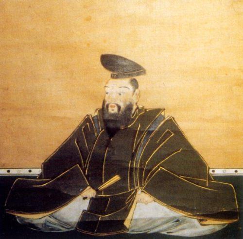津軽為信の肖像画