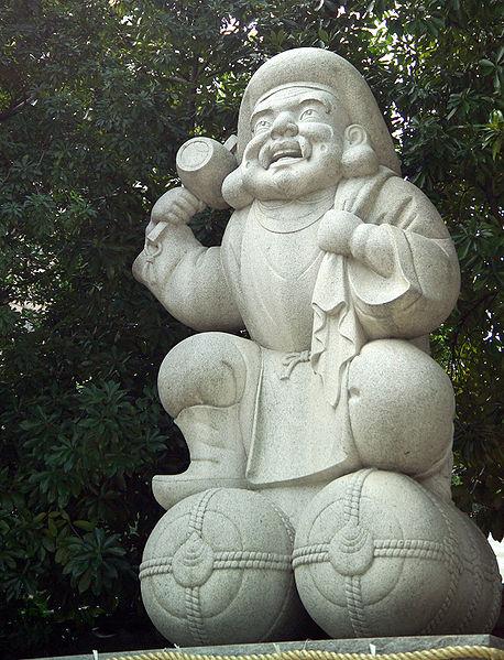 大黒天(大黒様)の像
