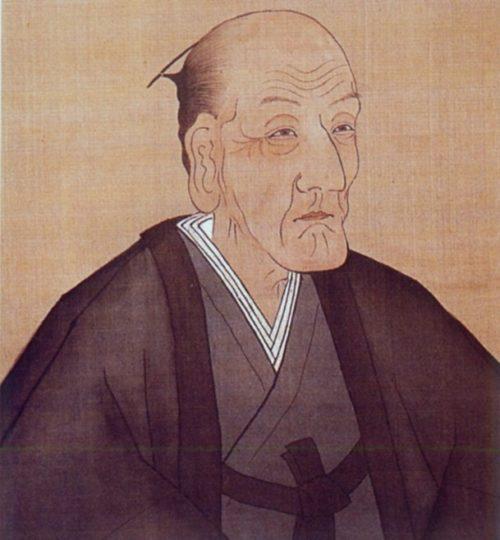 上杉 鷹山(うえすぎ ようざん)の肖像画