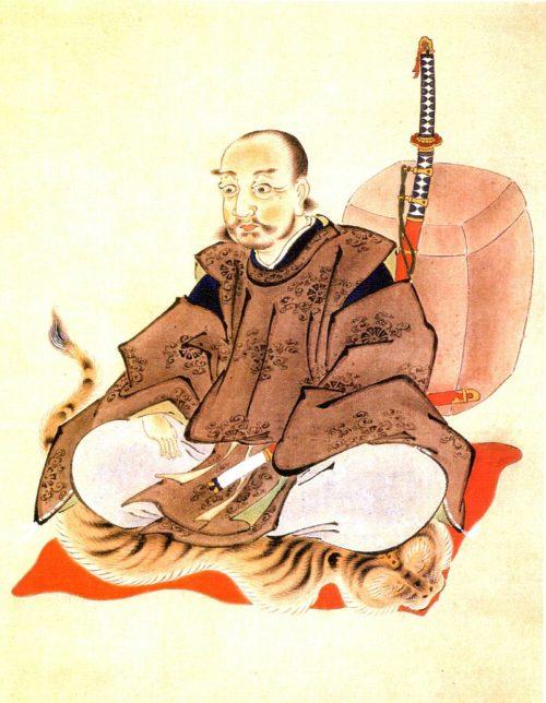 松平忠直の肖像画