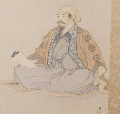 石田三成の肖像画