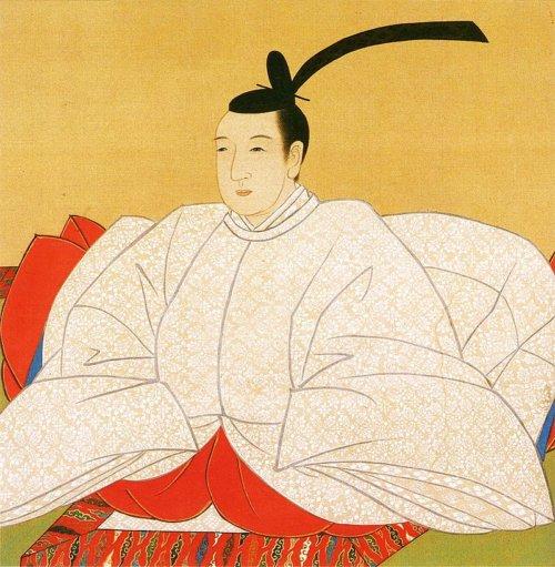 仁孝天皇(にんこうてんのう)の肖像画