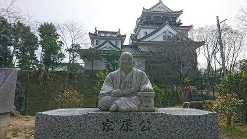 画像岡崎城