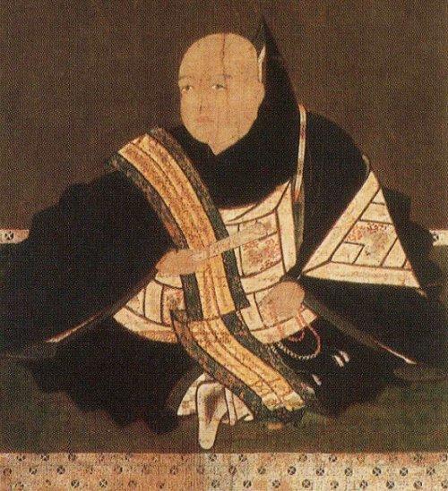 筒井順慶の肖像画