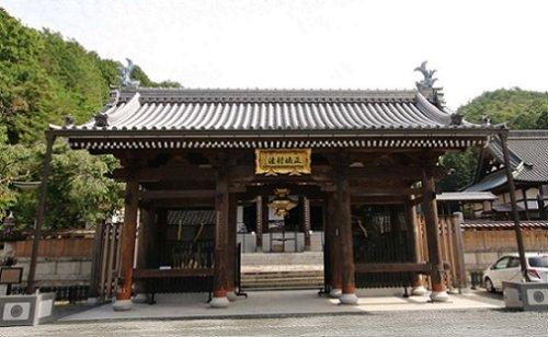 本圀寺の門