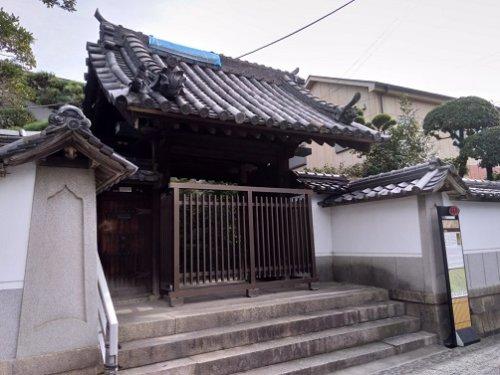 岸和田の本徳寺