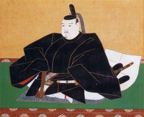 徳川家光の肖像画