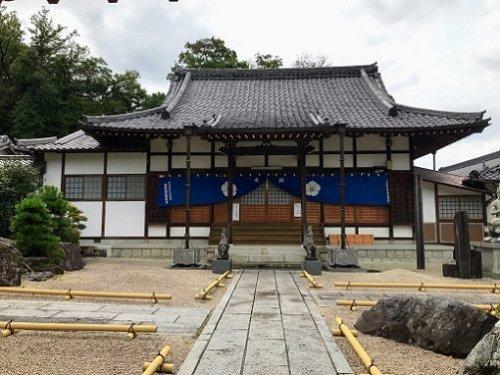 天龍寺の本堂