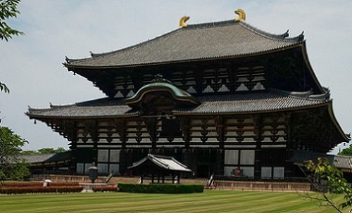 東大寺の大仏殿