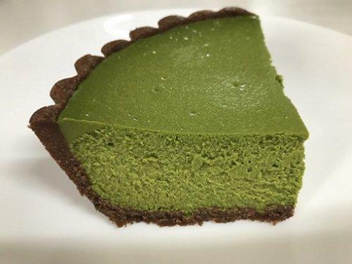 宇治抹茶チーズケーキ ゆめみどり 4分の1サイズ