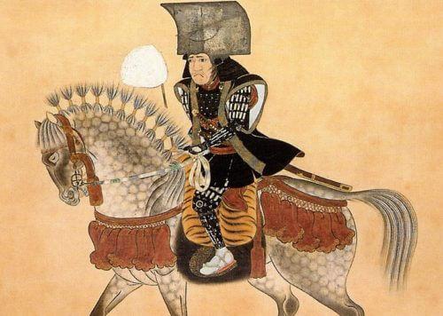 黒田長政の肖像画