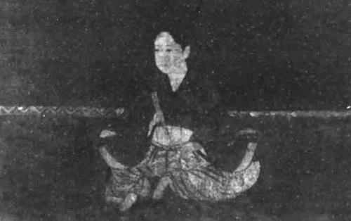 羽柴秀勝の肖像画