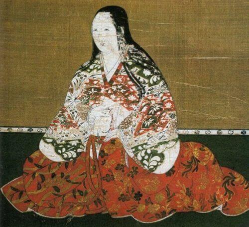 満天姫の肖像画