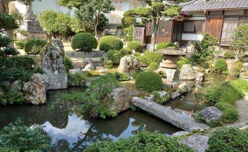 興禅寺の庭