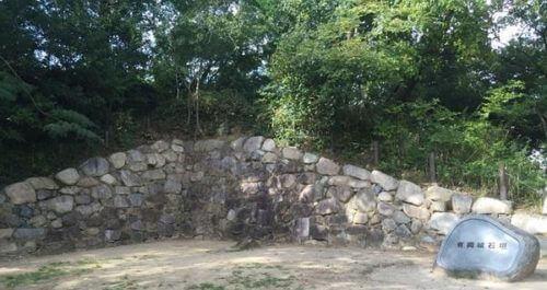 有岡城(伊丹城)の石垣